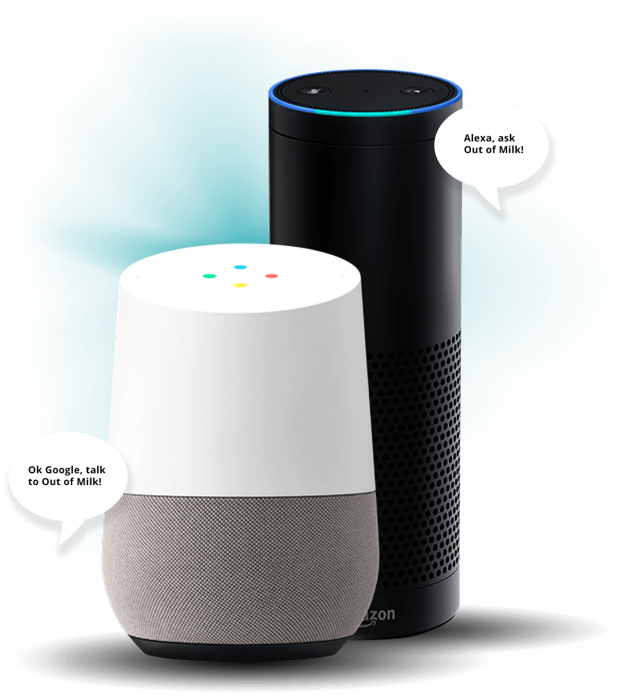 Voice-Activated Lists